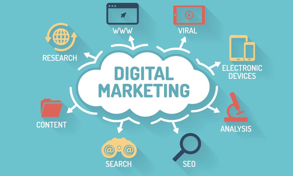Introduction au marketing digital - différents outils